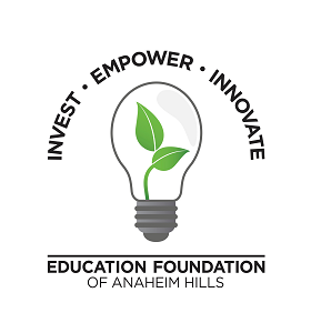 Logo Education Foundation Anaheim Hills